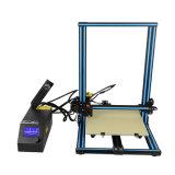 Impresora 3D de FDM KIT de bricolaje RepRap Prusa Dual-Leading I3-Tornillos Varilla, protección de la alarma de control de filamentos de aluminio