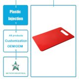 Het aangepaste Vriendschappelijke Plastic Hakbord van de Producten van de Injectie Germproof Avirulent Eco