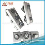 Opgw de aleación de aluminio/ADS abrazadera de la ranura paralela