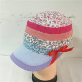 새로운 Rhinestones Fashion Military Army 숙녀 모자