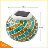 Luz solar portable del escritorio de la lámpara de vector del LED para la iluminación solar de interior