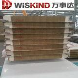 熱の保存の建築材料堅いPUサンドイッチパネル