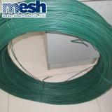 Materiais de construção revestido de PVC o fio de ligação do ferro
