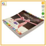 Schönes Papiereinband-Bindung-Buch-Drucken