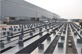 Fabrizierte Metallprodukte schweißten Aufbau fabrizierten geschweißten Stahlträger
