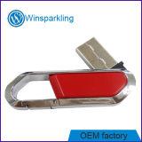A melhor memória Flash do USB da memória do USB do metal do preço