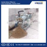 Máquina de desecación de desecación del estiércol de la máquina de proceso del abono de las aves de corral