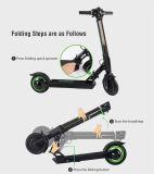 Rotella di pollice due di Koowheel 10 che piega il motorino elettrico di mobilità