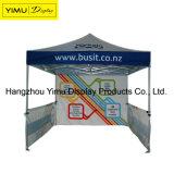 カスタム博覧会の広告のための染め昇華によって印刷される折るテント