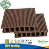 木製のプラスチックシートの防水プールのDecking屋外WPC Ecoのデッキ