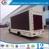 P6 P8 P10 Full Color Display LED Adevertising Truck