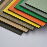 Comercio al por mayor de 1mm 10mm 12mm resistente a los laminados de compacto HPL resistente al agua de mesa