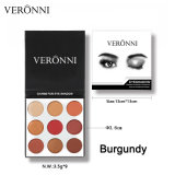 Veronni 9 Colors Cosmetics Makeup in Eyeshadow Matte Pallets