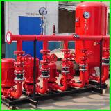 Fuego Qxqg equipos de suministro de agua a presión de la bomba de fuego directo de fábrica de la vida