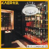 3W Plafond COB Downlight projecteurs LED Ra>80 Bonne le dissipateur de chaleur