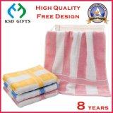 熱い乾燥した綿をすぐに販売することは昇進のためのタオルを遊ばす