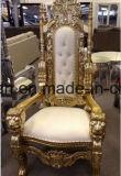 Rey Chair rey Throne Chair (M-X3112) sólida de madera