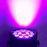 18X12W Indoor Fase RGBW DMX ILUMINAÇÃO DJ LED PAR