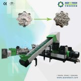 Plastica di buona qualità che ricicla macchinario