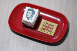 Foto della stampa della stampante di Latte della stampante del caffè dal telefono