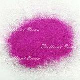 Pigmento viola di scintillio di colore, polvere di scintillio dell'ombretto