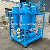 Ty Series purificador de óleo da turbina utilizado online a máquina