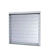 Feritoia Windows di vetro Tempered con il blocco per grafici di alluminio di profilo