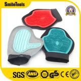 Самые лучшие продавая перчатки холить собаки вспомогательного оборудования любимчика продуктов собаки