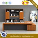 Color L escritorio de oficina ejecutiva moderno del MFC de la dimensión de una variable (HX-8N1089) de la haya