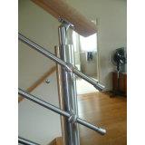 Scala moderna della Camera che recinta la rete fissa solida del Rod dell'acciaio inossidabile