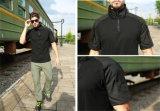 6 couleurs Camo Outdoor uniforme militaire tactique de chasse Airsoft T-Shirt
