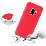 사탕 색깔 케이스 플러스 Samsung S9 S9를 위한 TPU 전화 상자