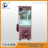 중국 공장 인형 클로 기중기 기계 아케이드 클로 기계