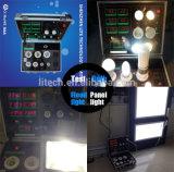 Lâmpada da luz portátil de venda quente Display LED Lux CCT máquina de teste de caso de demonstração