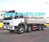 el tanque de petróleo 15-20m3, petrolero de gasolina, petrolero especial del carro del petrolero del combustible