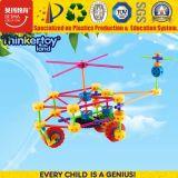 Material plástico de 2016 crianças Intdoor Brinquedos de Desktop