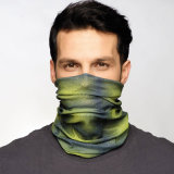 스기 목 관 100%년 Microfiber Headscarf 밴대나 (YH-HS311)
