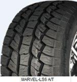 Marca de fábrica de LANWOO EN los neumáticos - MARVEL-LS6 A/T