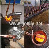 El calentamiento por inducción de la máquina de soldadura para soldadura soldadura de plata, cobre, latón soldar para brocas de diamante, las hojas de sierra, cortadores, pasadores, etc..