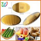 Amazonas-neuer Entwurf FDA Silikon-Küche-Teller-Frucht-Gemüse-Pinsel