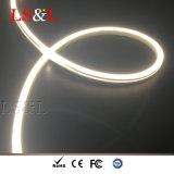 O diodo emissor de luz IP68 impermeável cheio de 168LEDs/M descasca a luz de néon