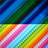 Bunter Diamant-Form-Entwurfs-Wasser-Übergangsdrucken-Film Nr. I592f1151b