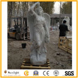 Scultura di pietra del leone del marmo del granito per la statua dell'animale del giardino