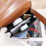 Новейшие матового блокировки Messenger сумки через плечо PU женщин дамской сумочке