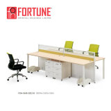 Block-Arbeitsplatz des China-Fabrik-Büro-Möbel-Kundenkontaktcenter-4 (FOH-SS40-2812-C)