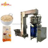 Máquina de empacotamento automática do cereal de pequeno almoço dos flocos de milho do milho dos sopros