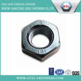 Haute qualité DIN 934 l'écrou hexagonal