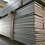 Fabrik-Preis-warm gewalzter Fluss-Stahl-flacher Stab