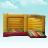 膨脹可能な跳躍のベッドの幸せな遊園地のビニールの膨脹可能な城の警備員