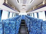 Sunlong 31-50のシートの中型の新しいバスSlk 6872